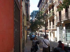 La calle de las Minas | L.C.