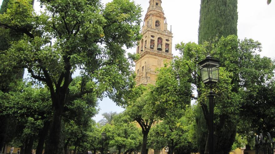 Patio de los Naranjos de la Mezquita-Catedral de Córdoba.