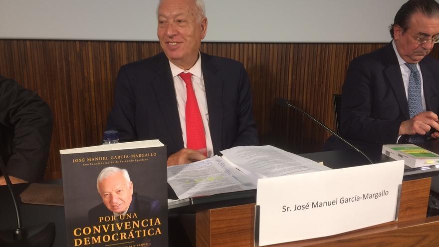 """Margallo pide """"reaccionar con todos los medios"""" ante el """"golpe de Estado"""" que intenta Cataluña"""
