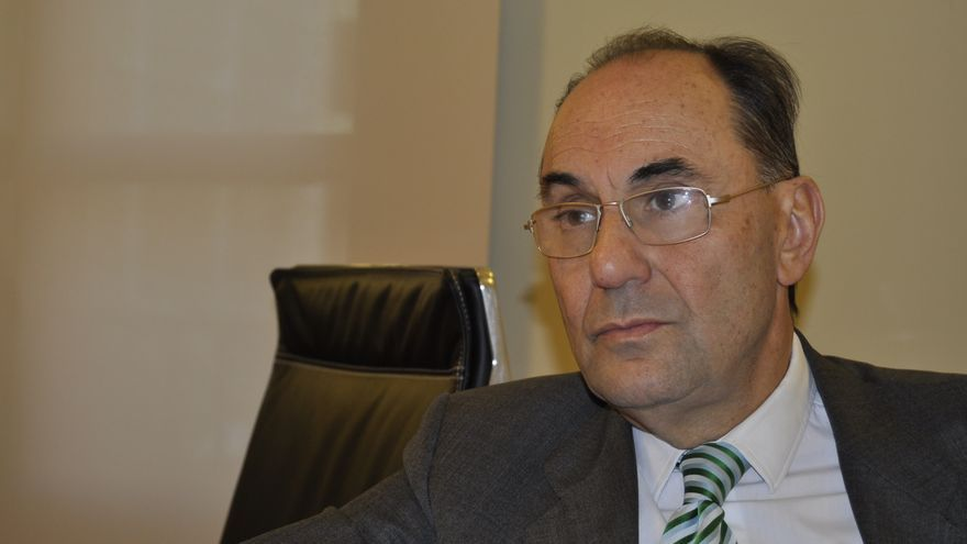 El vicepresidente del Parlamento Europeo, Alejo Vidal Quadras