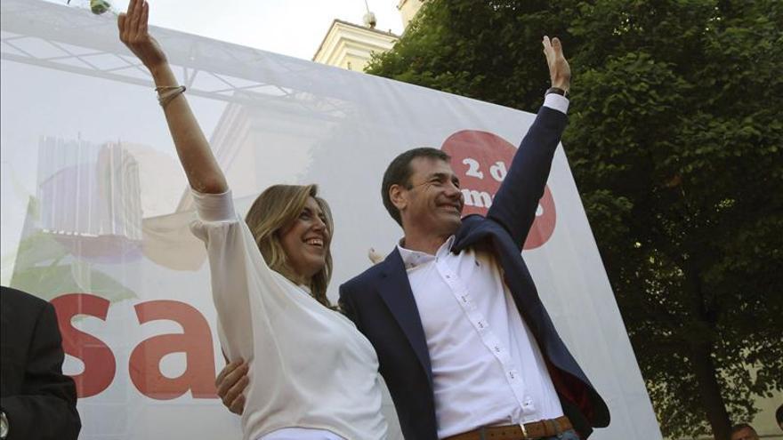 El secretario general del PSM apuesta por Díaz para liderar el PSOE.