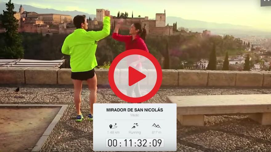 APP para correr en Granada.