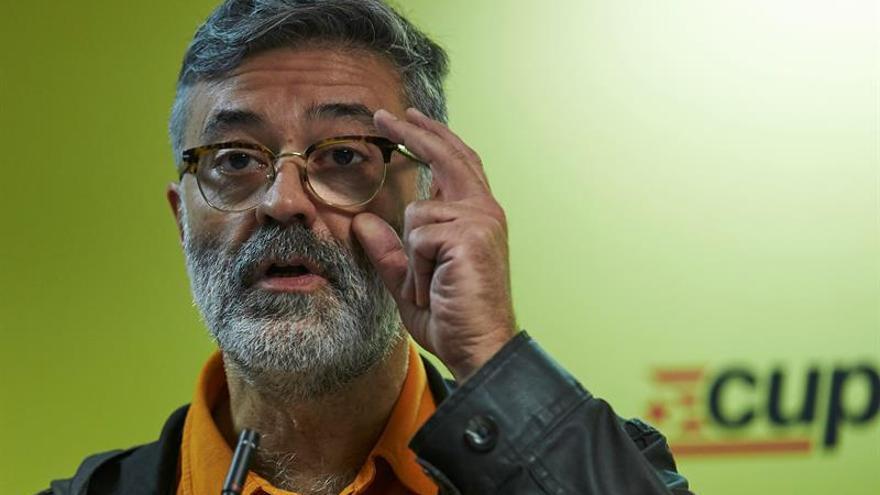 La CUP incorpora a la escritora Bel Olid a la candidatura que lidera Carles Riera