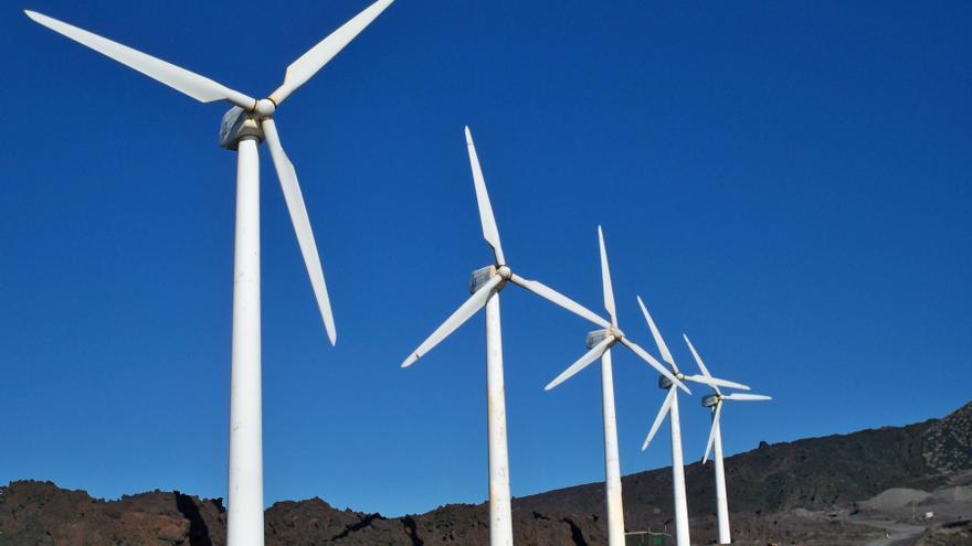 El parque eólico de Fuencaliente produjo 10.458 MW [megavatios]