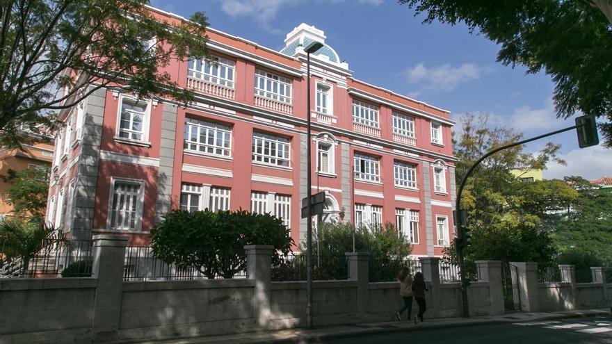 Sede de la Consejería de Sanidad en Santa Cruz de Tenerife