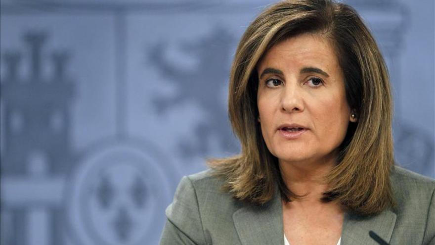 Báñez dice que en 2012 se detectaron 91.470 empleos irregulares, el 12 por ciento más