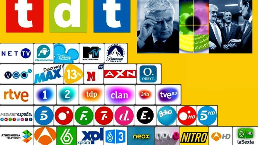 El Tribunal Supremo obliga a cerrar 9 canales de la TDT