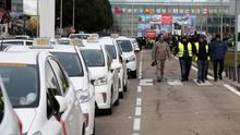 Claves para entender el conflicto entre los taxis y los VTC