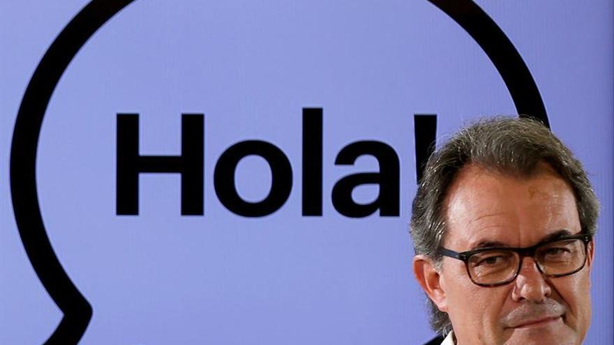 Interior rechaza inscribir las siglas PDC, el nuevo partido de Artur Mas