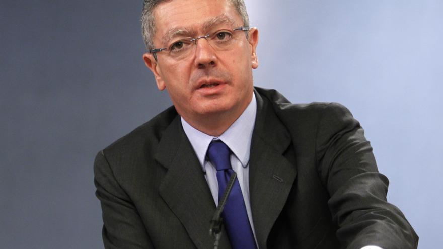 """Ruiz-Gallardón dice que en el PP de Madrid ha funcionado """"bien"""" la bicefalia y la concentración de cargos en una persona"""