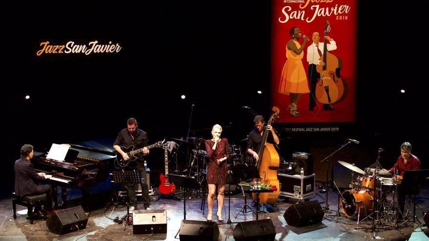 El quinteto de Souza al completo/  GOIO VILLANUEVA