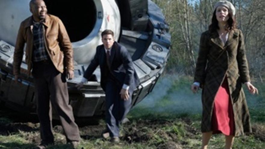 ¿Se ha inspirado la nueva serie de NBC 'Timeless' en 'El Ministerio del Tiempo'?