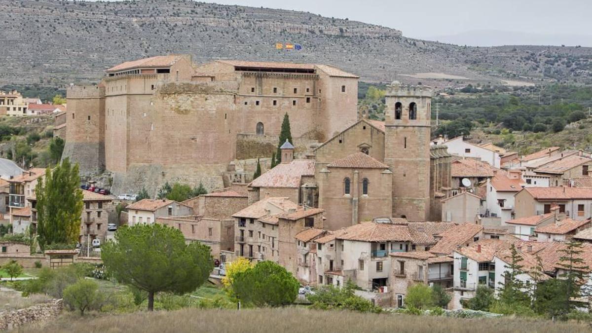 Mora de Rubielos, capital de Gúdar-Javalambre, es uno de los pueblos más turísticos de la provincia de Teruel.