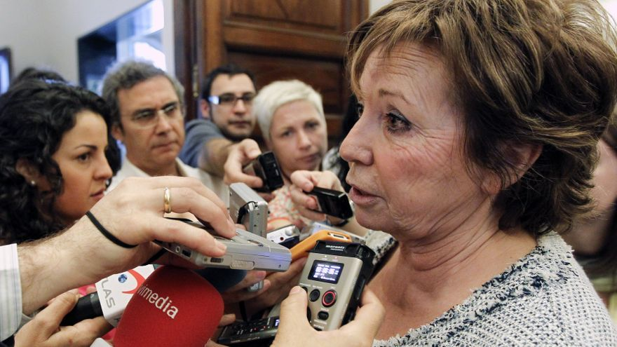 Villalobos, más preocupada por los ciudadanos normales descontentos con los políticos