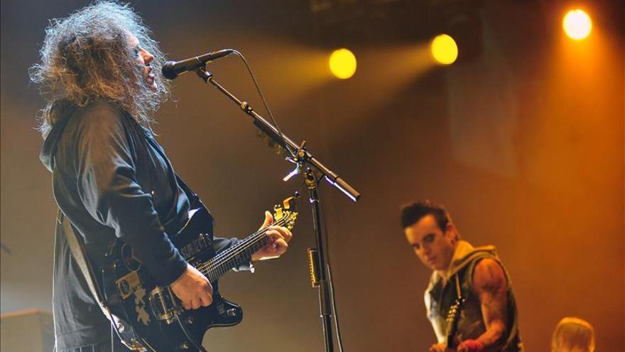 The Cure anuncia gira europea que incluye Madrid, Bilbao y Barcelona