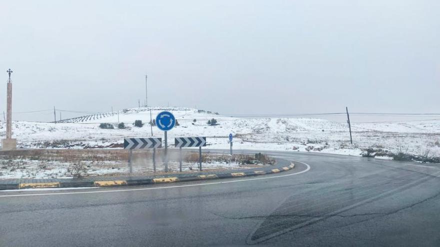 """Las redes regional y estatal de carreteras en Castilla-La Mancha se encuentran """"totalmente transitables"""""""