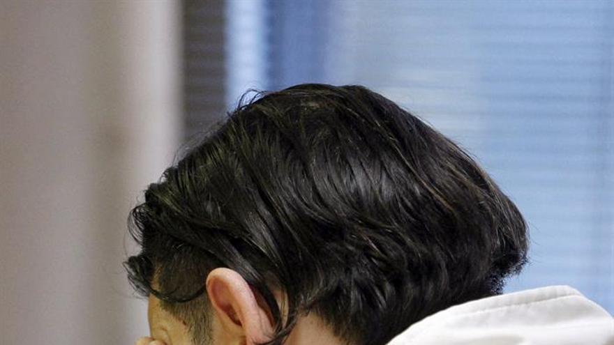 David Batista en un momento del juicio. Foto: EFE/Cristóbal García
