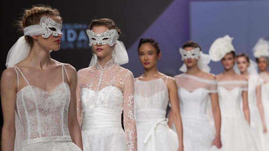 La Barcelona Bridal Fashion Week acogerá 25 firmas dedicadas a moda nupcial