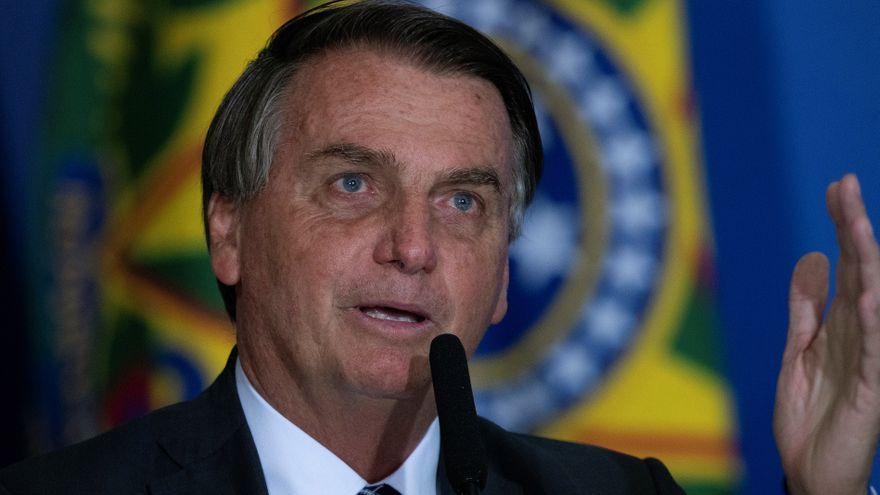 La Policía abre una investigación contra Bolsonaro por vacunas anticovid