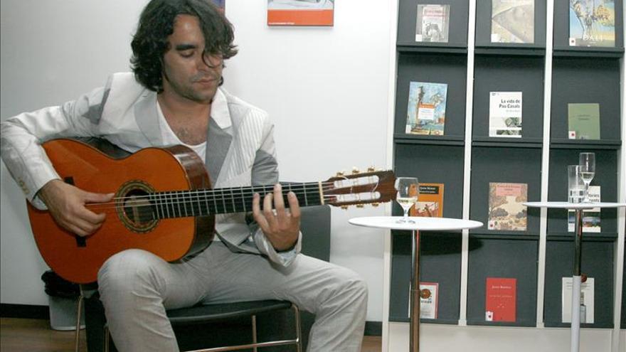 El guitarrista español Daniel Casares lleva el concierto de Aranjuez a Río
