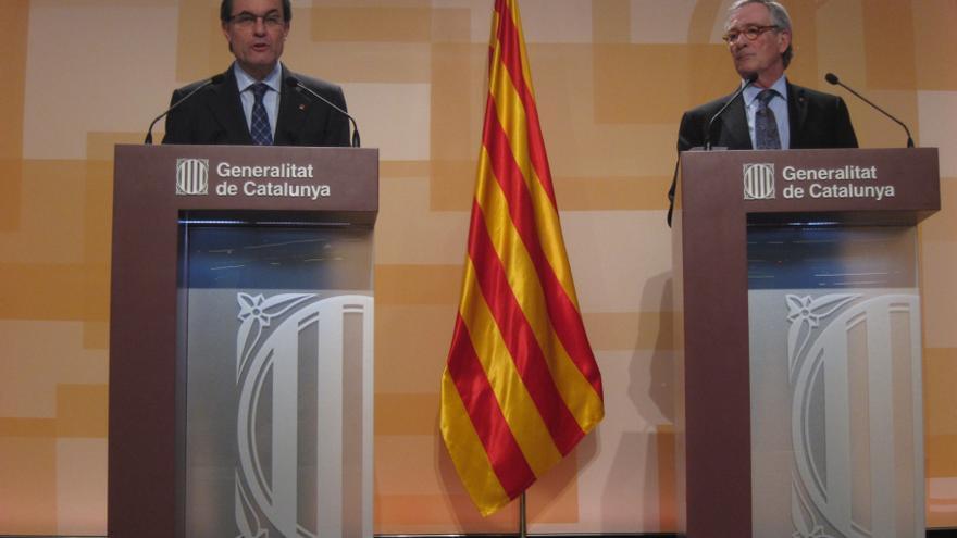 """Mas considera la tutela de Exteriores un signo del nacionalismo español """"más rancio"""""""