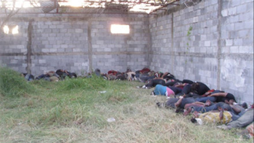 Encuentran 72 cadáveres en un rancho en Tamaulipas (México)