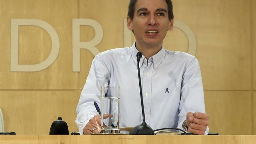 Pablo Soto, concejal de Más Madrid, renuncia a su acta tras un supuesto caso de acoso