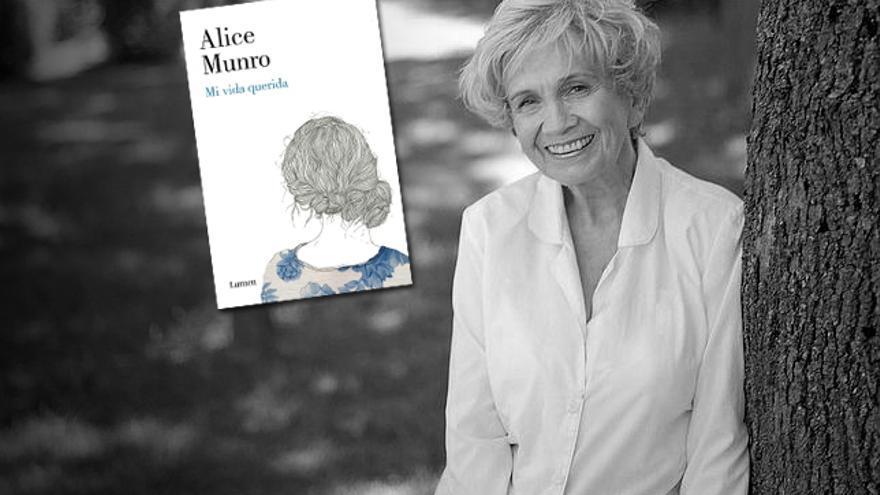 'Mi vida querida' Alice Munro. Lumen