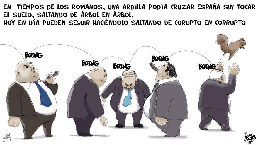 Bosque de corruptos