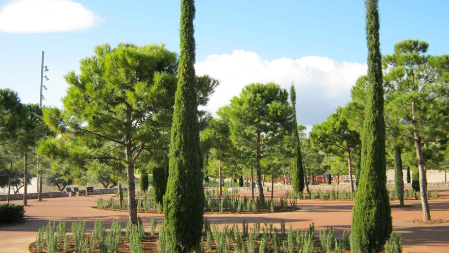 UPyD solicita la retirada de la placa que hace mención a Jaume Matas en el Parc de Sa Riera de Palma