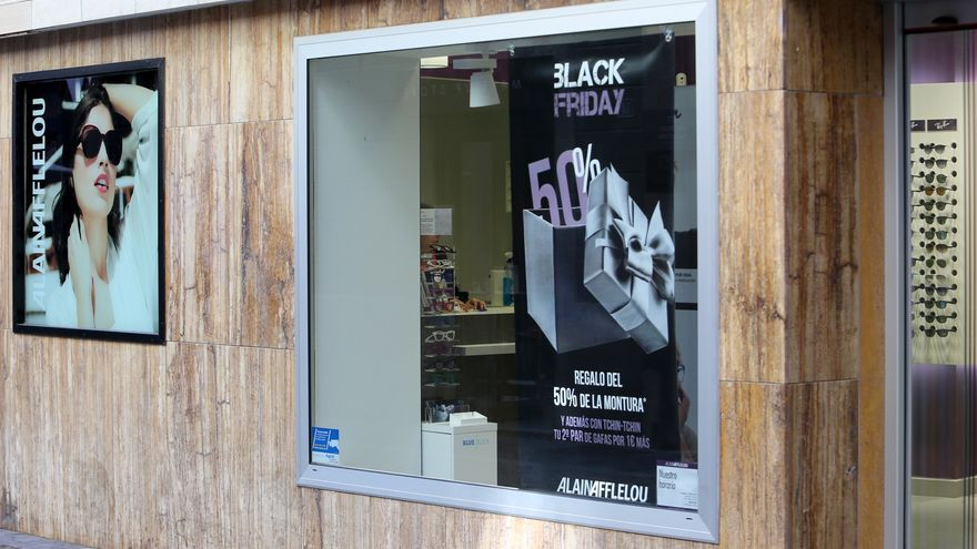 Black Friday en Triana (ALEJANDRO RAMOS)
