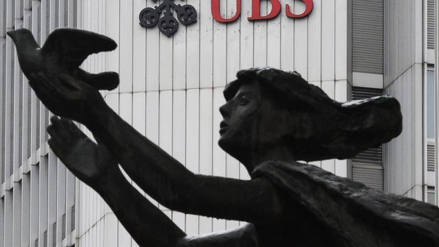 UBS gana 3.440 millones de euros en 2014, un ascenso del 12,6 % anual