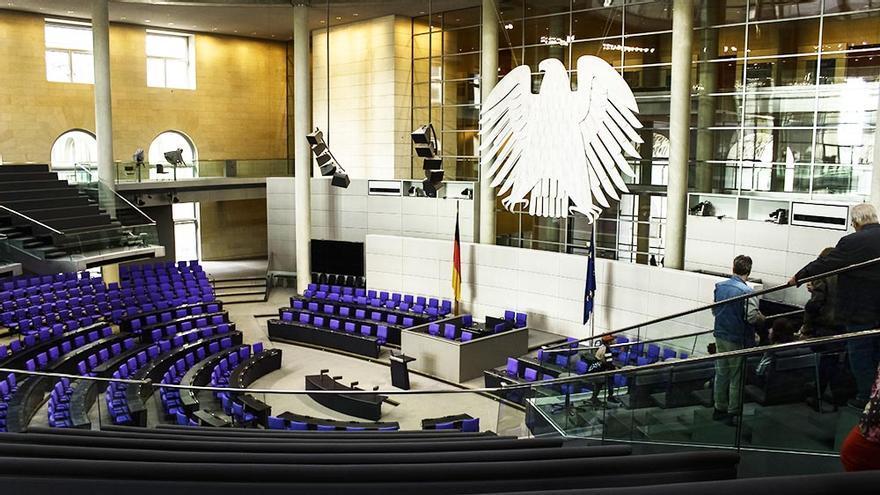 Reichstag, Bundestag, Berlín, Alemania