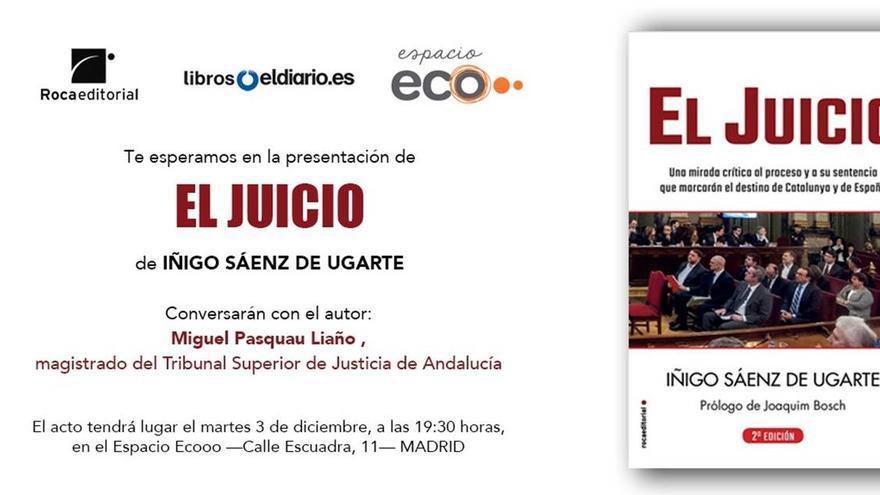 Presentación del libro de Iñigo Sáenz de Ugarte