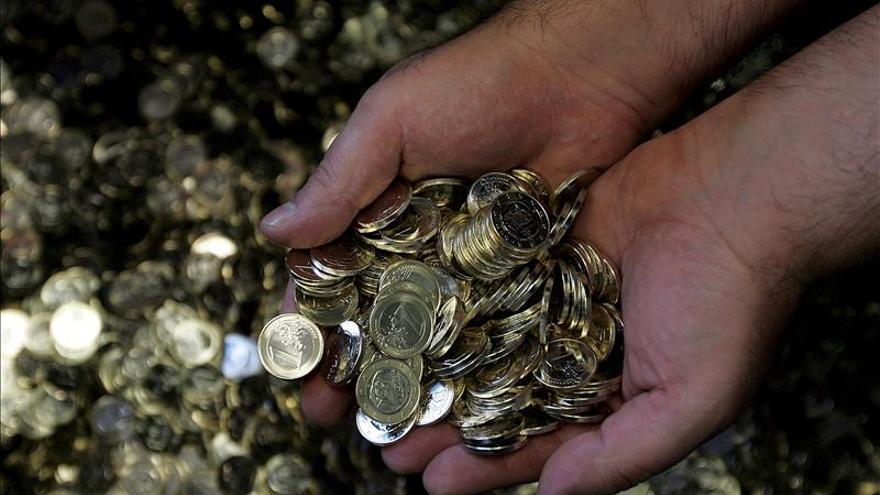 El euro sube a 1,2937 dólares en la apertura de Fráncfort