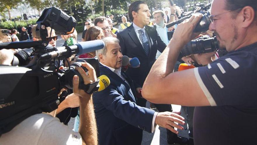 Rus regresa a los juzgados de Valencia para declarar de nuevo por caso Imelsa