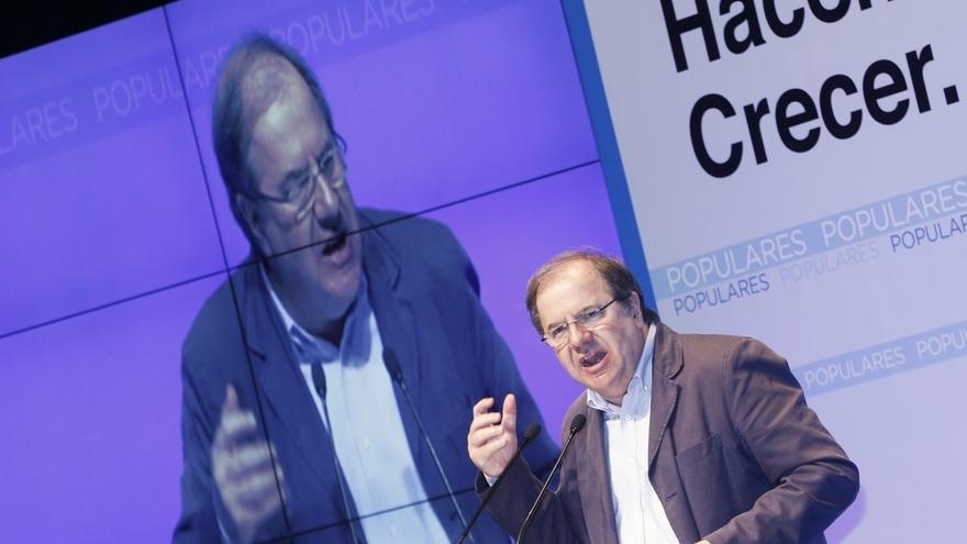 """Herrera aspira a gobernar cuatro años más para """"dar oportunidades"""" a los 200.000 de CyL sin empleo"""