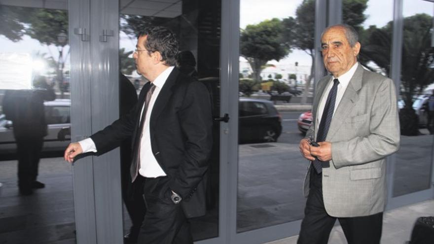 Dimas Martín, uno de los principales acusados del caso Unión.