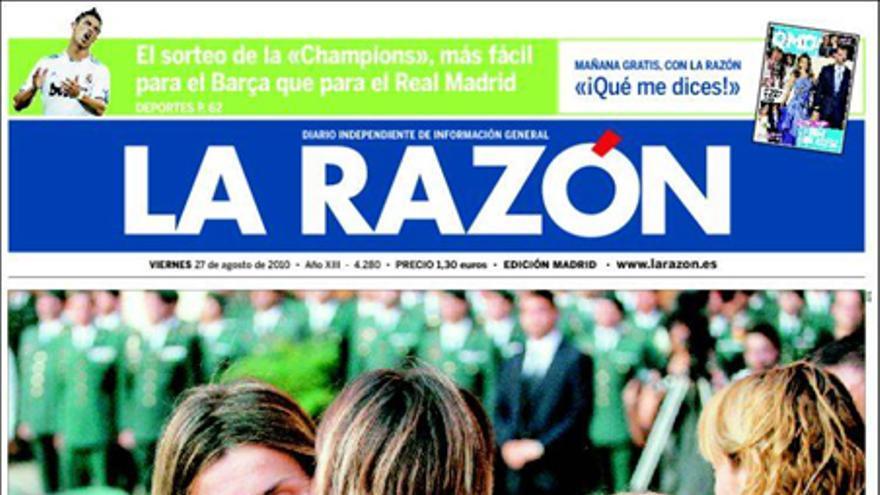 De las portadas del día (27/10/2010) #8