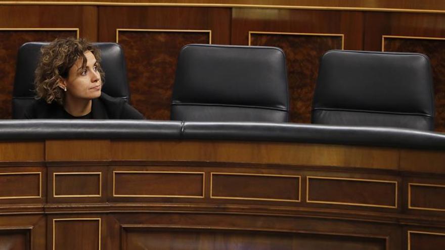 El Gobierno espera un gran acuerdo contra la violencia de género en el Congreso