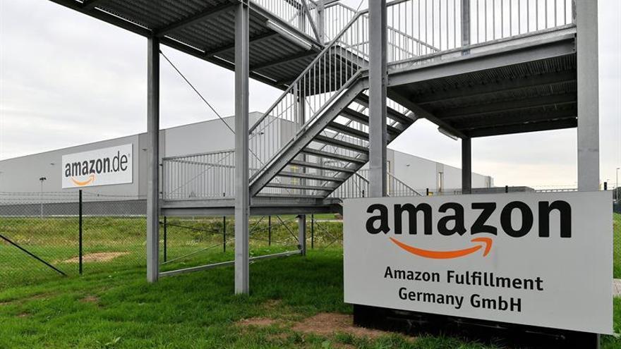 La CE ordena a Luxemburgo cobrar 250 millones a Amazon de impuestos no pagados