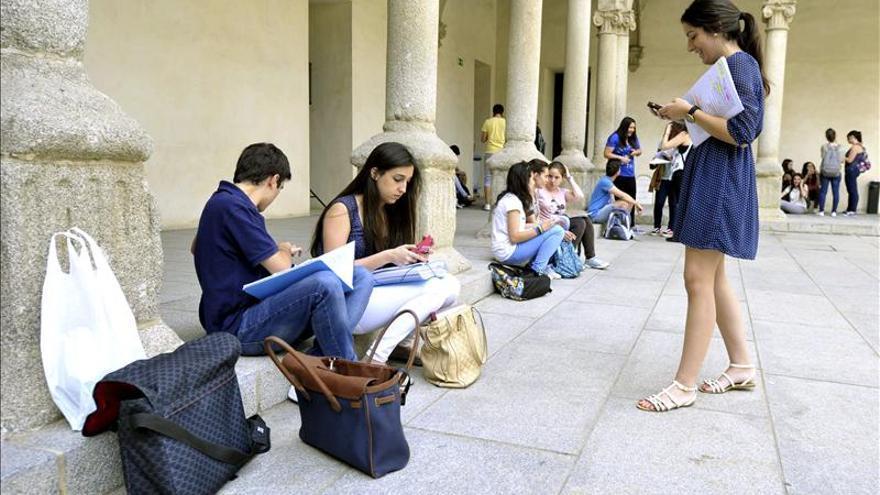 La mayoría de los jóvenes cree que su empleo no está relacionado con su formación