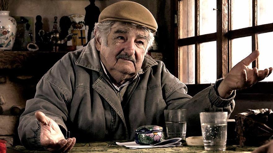 """El expresidente uruguayo José """"Pepe"""" Mujica"""