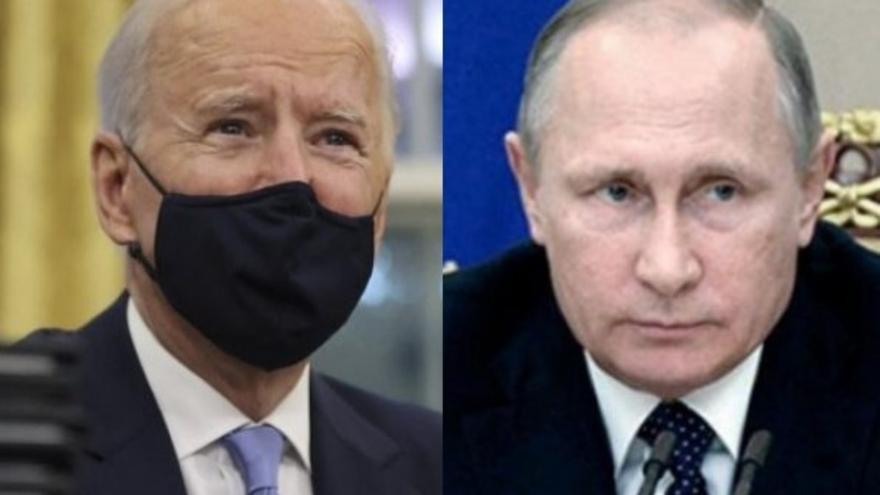 Biden y Putin hablaron por teléfono: armas nucleares, Ucrania, Irán, energía y el opositor Navalny, entre los temas