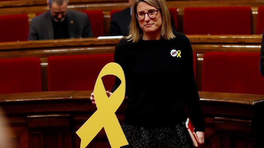 Artadi (JxCat) no ve Govern simbólico en Bruselas y uno efectivo en Barcelona