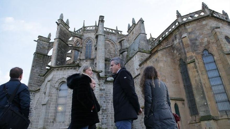 El Gobierno licita las obras de reparación de la iglesia de Santa María de Castro Urdiales por más de 385.000 euros