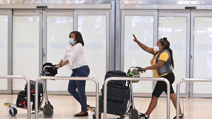 Cancelaciones y caída de la demanda en las principales zonas turísticas
