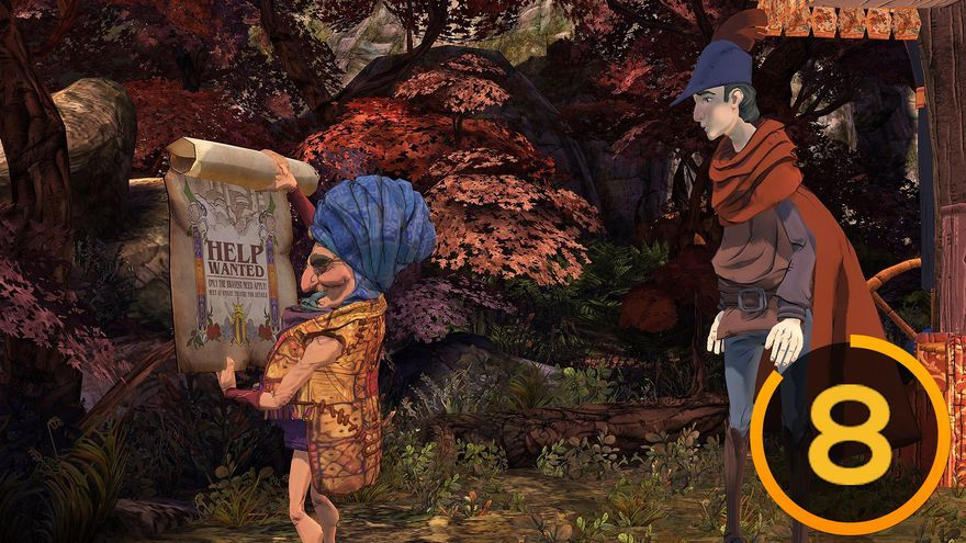 A King's Quest: A Knight to Remember