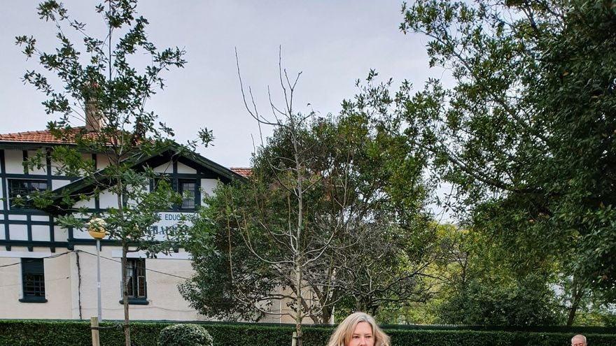 La Plaza Lehendakari Agirre en Getxo acoge un retoño del Árbol de Gernika