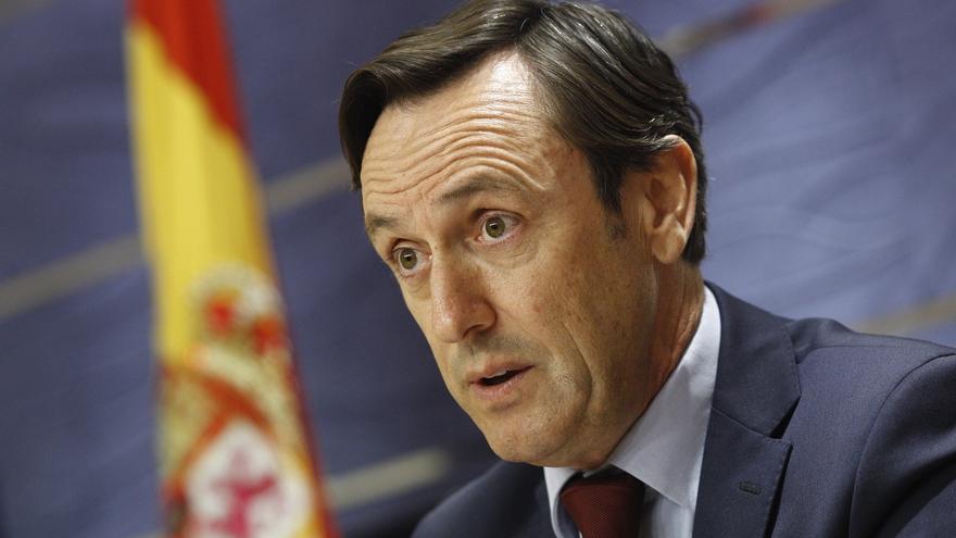 """Hernando (PP) dice que el día 28 """"el problema"""" lo tendrá Artur Mas porque en su lista ya hablan para """"liquidarle"""""""